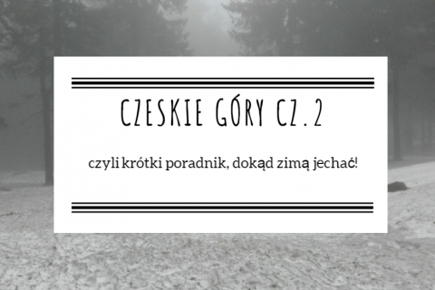 czeskie góry