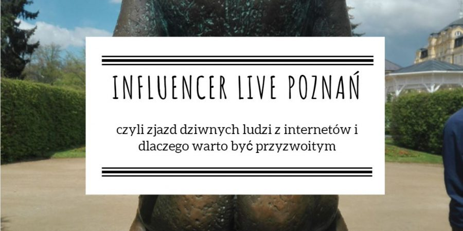 influencer live poznan