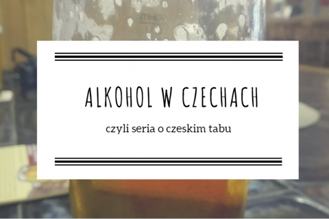 alkohol w Czechach