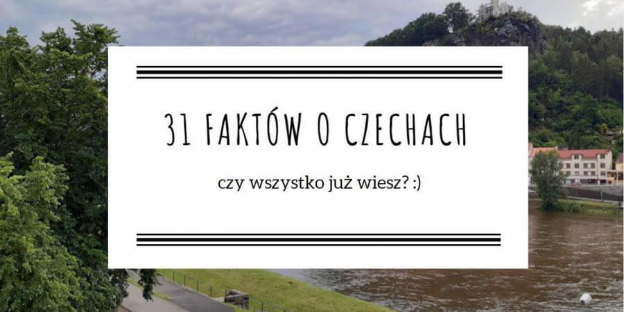 31 faktów o Czechach