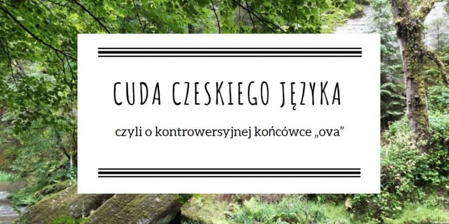 cuda czeskiego języka