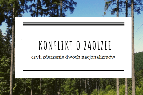 Konflikt o Zaolzie